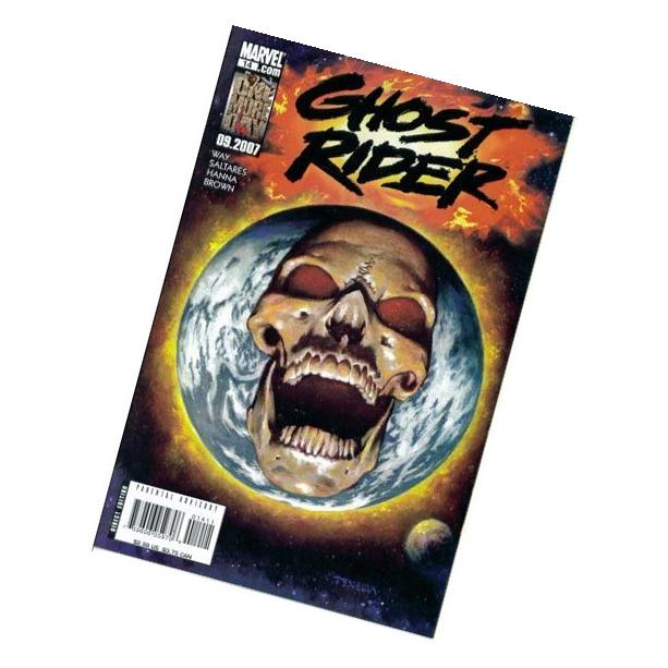 Ghost Rider #14 : Revelations Part One