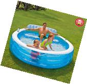 Giant Lounge Swimming Pool Bench Inflatable Large Water