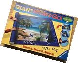 Ravensburger Giant Puzzle Stow And Go, 1000 - 3000 Pieces