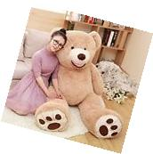 Giant Teddy Bear With Big Footprints Plush Stuffed Animals