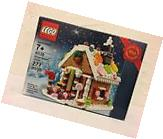 "LEGO #40139 Gingerbread House Limited Edition RETIRED ""NEW&"