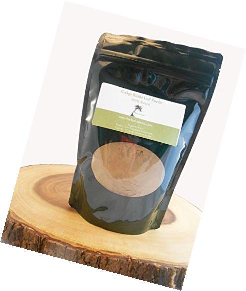 Ginkgo Biloba Leaf Powder - 8oz - All Natural