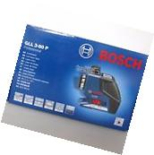 BOSCH GLL3-80P 360-Degree 3-Plane Leveling and Alignment
