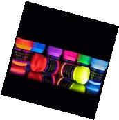 Neon Glow In The Dark Face And Body Paint Party UV Premium