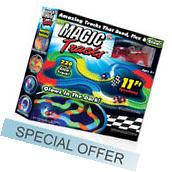 Magic Tracks Glow In The Dark Race 11' of Track Toy AS SEEN