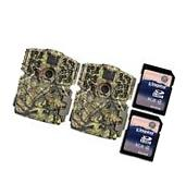 Moultrie No Glow Invisible 20MP Mini 999i IR Trail Game
