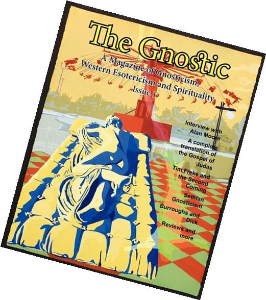 The Gnostic 1: Including Interview with Alan Moore