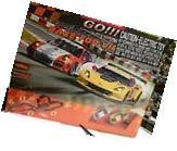 Carrera GO!!! Race for Victory 1/43 analog slot car race set