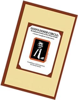 God's Inner Circle: The Radical Devotion of Elie Wiesel to
