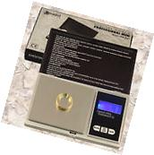 NEW 600g Gold Silver Jewelry Coin Pocket Digital Scale Grams