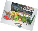 Disney The Good Dinosaur Figure Set of 14 with Arlo, Spot