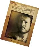 Best of Gordon Lightfoot Sheet Music Strum and Sing Book NEW 000139393