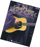 The Gospel Songs Book Sheet Music Easy Guitar NEW 000702157