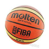 Molten GR6 FIBA Approved Rubber Outdoor Basketball Size 6
