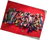 100x Grab Bag Lot DMC Perle Cotton 3 cross stitch