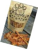 All Natural, Grain Free Chicken Crisps/Jerky Dog Treats!