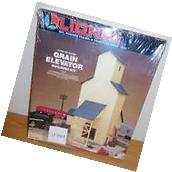 LIONEL 6-12726 GRAIN ELEVATOR BUILDING KIT TRAIN ACCESSORY O