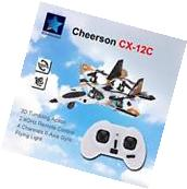 Great Cheerson CX-12C Mini Fighter Drone 2.4G 4CH 6-Axis LED