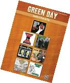 Green Day Strum and Sing Sheet Music Guitar Book NEW 000700187