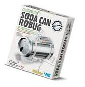 Green Science Soda Can Robug Experiment Kit for Home kid