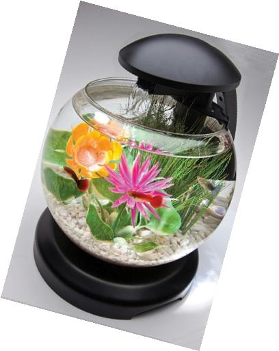 United Pet Group Tetra - Tetra Waterfall Globe Aquarium-