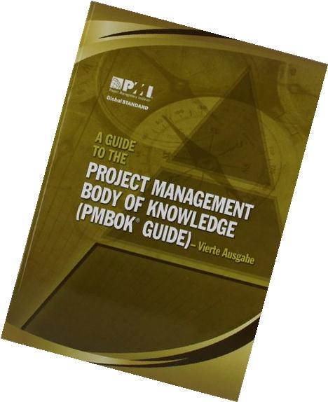 Guide to Proj. Management Body of Knowledge-CD