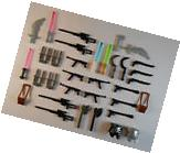 Guns for Lego Minifigures. Lot of 38. New!! Sniper Rifle