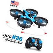 JJRC H36 Headless Mode Mini RC Quadcopter 2.4GHz 6-axis Gyro