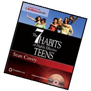 7 Habits of Highly Effect.Teens-6 CDs