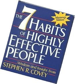 7 Habits of Highly Effective People  by Covey, Stephen R