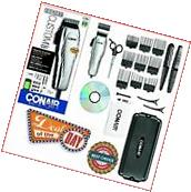 Hair Cut Kit Professional Clipper Haircut Barber Trimmer Pro
