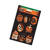 HALLOWEEN Character Faces STICKERS Vintage Artwork Beistle