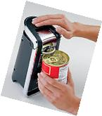 Electric Can Opener Hamilton Beach Smooth Edge Touch