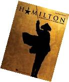 Hamilton Sheet Music Easy Piano Vocal Selections Book NEW