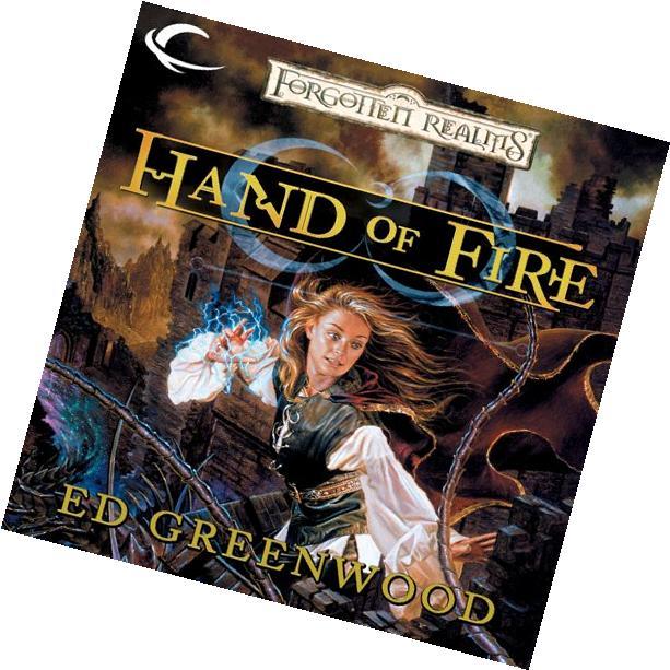 Hand of Fire: Forgotten Realms: Shandril's Saga, Book 3