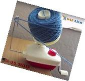 NEW Hand Operated Knitting Roll String Yarn Fiber Wool