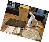 TaoTronics Handheld Portable Fabric Steamer w/ Glove & Pouch