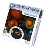 Hanging 3D Glow In The Dark Solar System Planetarium Educational Science Toy Fun
