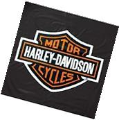 Harley Davidson Heavy Weight HD Black Vinyl Pool Table Cover
