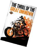 HARLEY-DAVIDSON Poster  - Motorcycles Full Size 24x36 Print