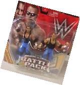 Hart Foundation WWE Mattel Battle Pack Series 47 Figure Mint