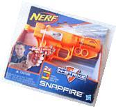 Hasbro Nerf N-Strike SnapFire Blaster w/2 Darts! NEW! FREE