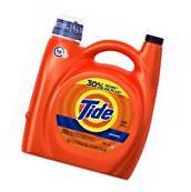 Tide HE Original Laundry Detergent, 225 fl. oz
