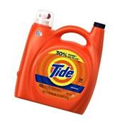 Tide HE Original Scent Liquid Laundry Detergent Soap 225 oz