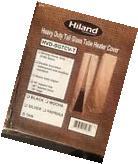 Hiland Heater Cover Glass Tube, Tan/Camel