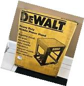 Dewalt Heavy Duty Mobile Planer Stand  LOCAL PICKUP ONLY
