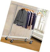 Heavy Duty Commercial Clothing Garment Collapsible Salesman