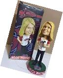 HEIDI WATNEY Lowell Spinners Bobblehead 8/1/10 - Boston Red