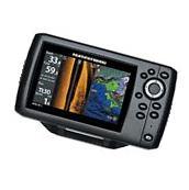HUMMINBIRD 410230-1 HELIX 5 CHIRP SI GPS G2