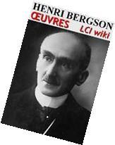 Henri Bergson - Oeuvres